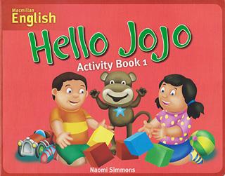 HELLO JOJO 1 ACTIVITY BOOK