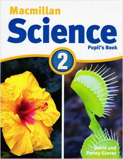 MACMILLAN SCIENCE 2 PUPILS BOOK (INCLUDE CD)