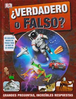 ¿VERDADERO O FALSO? GRANDES PREGUNTAS,...