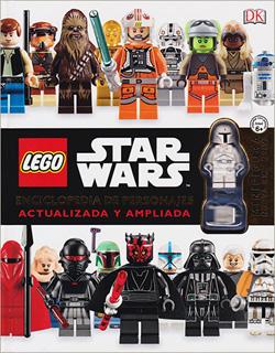 LEGO STAR WARS: ENCICLOPEDIA DE PERSONAJES...
