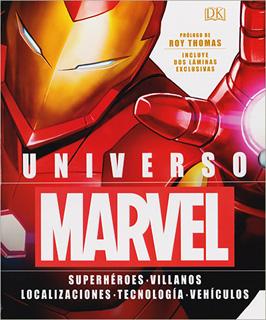 UNIVERSO MARVEL: SUPERHEROES, VILLANOS,...