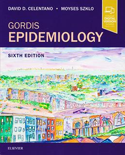 GORDIS: EPIDEMIOLOGY (INCLUDE DIGITAL VERSION)