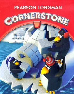 LONGMAN CORNERSTONE 1 ENGLISH LEARNING SYSTEM