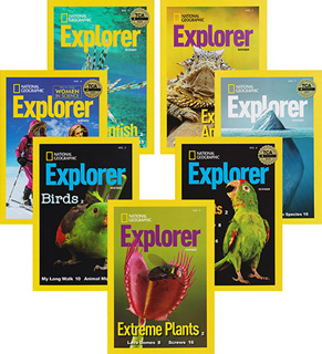 EXPLORER MAGAZINE PATHFINDER 2019-2020 (BUNDLE)...