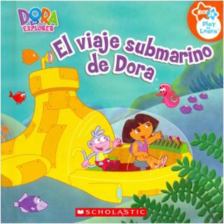 EL VIAJE SUBMARINO DE DORA