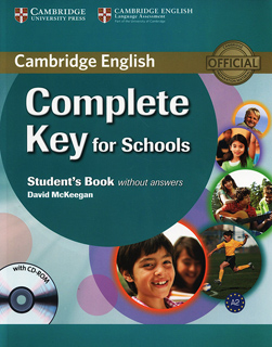COMPLETE KEY FOR SCHOOLS STUDENTS BOOK WITHOUT...