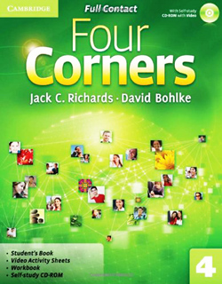 FOUR CORNERS FULL CONTACT 4 STUDENTS BOOK...