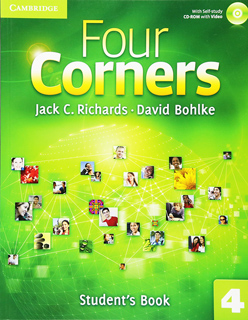 FOUR CORNERS 4 STUDENTS BOOK (INCLUDE CD)