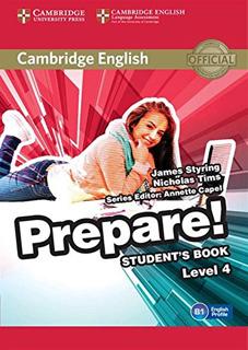 PREPARE! STUDENTS BOOK LEVEL 4