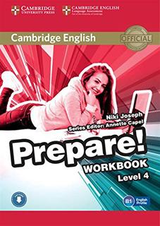 PREPARE! WORKBOOK LEVEL 4