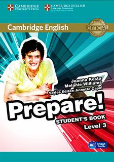 PREPARE! STUDENTS BOOK LEVEL 3