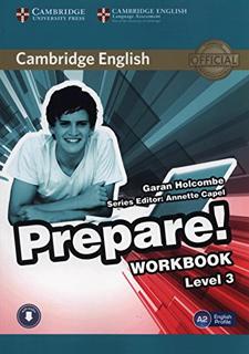 PREPARE! WORKBOOK LEVEL 3