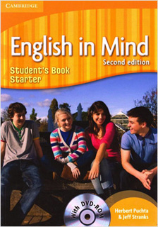 ENGLISH IN MIND STARTER STUDENTS BOOK (INCLUDE...