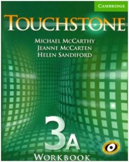 TOUCHSTONE 3A WORKBOOK