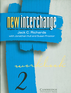 NEW INTERCHANGE 2 WORKBOOK