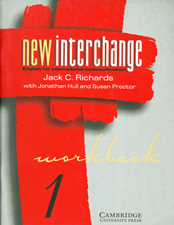 NEW INTERCHANGE 1 WORKBOOK