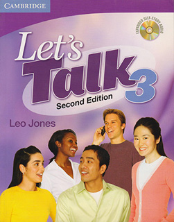 LETS TALK 3 STUDENT BOOK (INCLUDE CD)