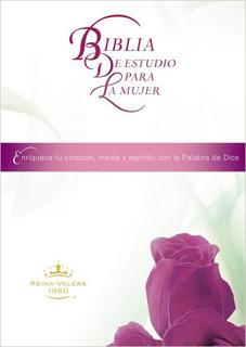 BIBLIA DE ESTUDIO PARA LA MUJER