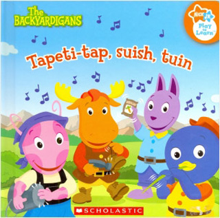 THE BACKYARDIGANS: TAPETI-TAP, SUISH, TUIN