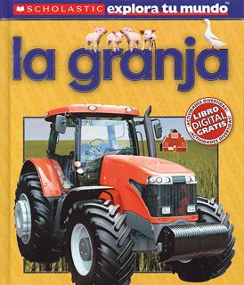 LA GRANJA (EXPLORA TU MUNDO)