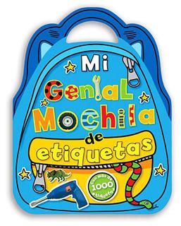 MI GENIAL MOCHILA DE ETIQUETAS