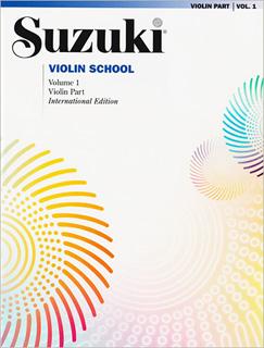 SUZUKI VIOLIN SCHOOL VOLUME 1 VIOLIN PART...