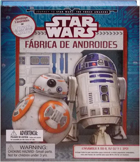 STAR WARS: FABRICA DE ANDROIDES