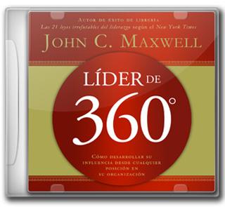 LIDER DE 360º (AUDIOLIBRO)