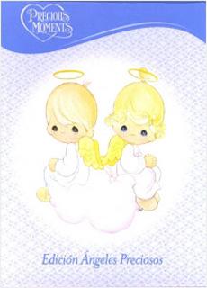 PRECIOUS MOMENTS, ANGELES PRECIOSOS (BIBLIA...