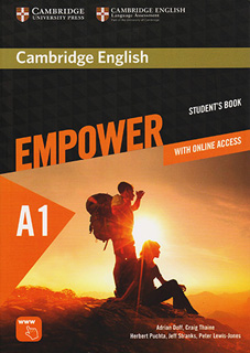 CAMBRIDGE ENGLISH EMPOWER A1 STARTER STUDENTS...