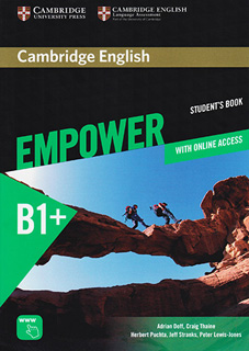 CAMBRIDGE ENGLISH EMPOWER B1+ INTERMEDIATE...