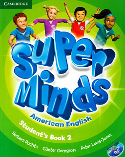 SUPER MINDS AMERICAN ENGLISH 2 STUDENTS BOOK...