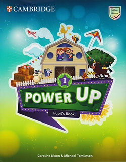 POWER UP 1 PUPILS BOOK