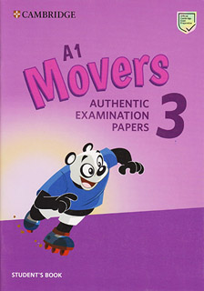 A1 MOVERS 3 STUDENTS BOOK
