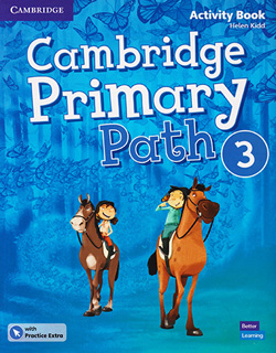 CAMBRIDGE PRIMARY PATH 3 ACTIVITY BOOK WITH...