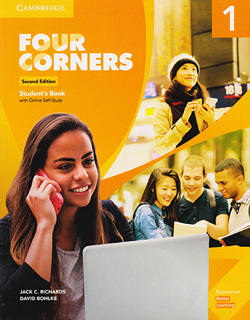 FOUR CORNERS 1 STUDENTS BOOK WITH ONLINE...