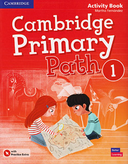 CAMBRIDGE PRIMARY PATH 1 ACTIVITY BOOK (INCLUDE...