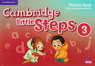 CAMBRIDGE (AME) LITTLE STEPS 3 PHONICS WORKBOOK