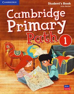 CAMBRIDGE PRIMARY PATH 1 STUDENTS BOOK (INCLUDE...