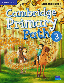 CAMBRIDGE PRIMARY PATH 3 STUDENTS BOOK  (INCLUDE...