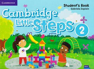 CAMDRIDGE LITTLE STEPS 2 STUDENTS BOOK