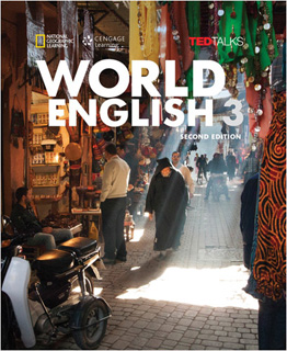 WORLD ENGLISH 3 STUDENTS BOOK (INCLUDE CD)