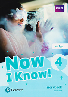 NOW I KNOW! 4 WORKBOOK WITH APP