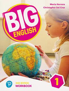BIG ENGLISH 1 WORKBOOK (INCLUDE CD)