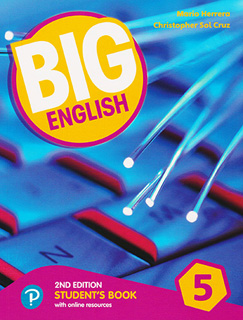 BIG ENGLISH 5 STUDENTS BOOK WITH ONLINE RESOURCES