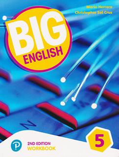 BIG ENGLISH 5 WORKBOOK (INCLUDE CD)