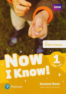 NOW I KNOW! 1 STUDENT BOOK WITH ONLINE PRACTICE