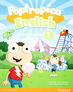 POPTROPICA ENGLISH 1 STUDENT BOOK (INCLUDE...