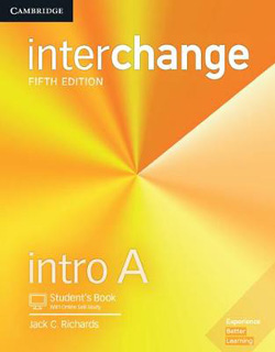 INTERCHANGE INTRO A STUDENTS BOOK WITH ONLINE...