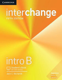 INTERCHANGE INTRO B STUDENTS BOOK WITH ONLINE...